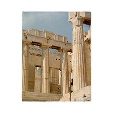acropolis_print Twin Duvet