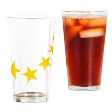 stars_ralley Drinking Glass