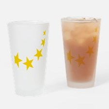 stars_ralley Drinking Glass