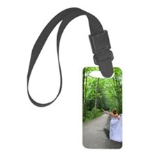 CoveredPathBride052309 Luggage Tag