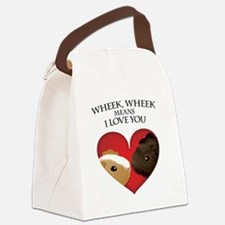 wheekwheek Canvas Lunch Bag