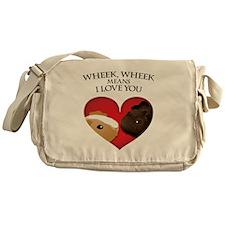 wheekwheek Messenger Bag