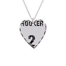hooker Necklace Heart Charm