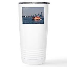 (2) Staten Island Ferry Travel Coffee Mug