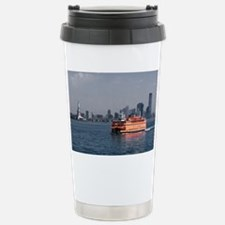 (2) Staten Island Ferry Travel Mug