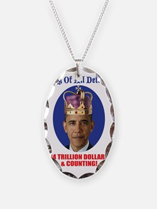king obama 14 Necklace