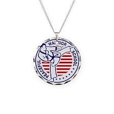 Large TPWS Logo Necklace