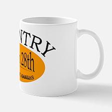 1st Bn 28th Inf cap2 Mug