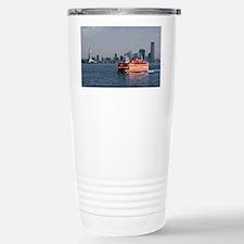 (4) Staten Island Ferry Travel Mug
