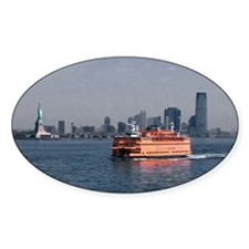 (11) Staten Island Ferry Decal