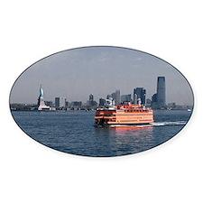 (6) Staten Island Ferry Decal