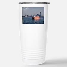 (6) Staten Island Ferry Travel Mug