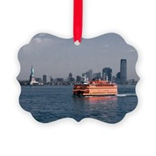 (6) Staten Island Ferry Ornament
