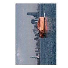 (11p) Staten Island Ferry Postcards (Package of 8)