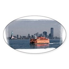 (16) Staten Island Ferry Decal