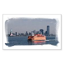 (16) Staten Island Ferry Decal