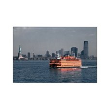 (10) Staten Island Ferry Rectangle Magnet