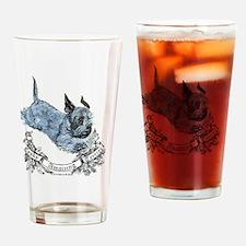 Maizie for Ginger Amaizing Drinking Glass