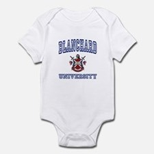 BLANCHARD University Infant Bodysuit
