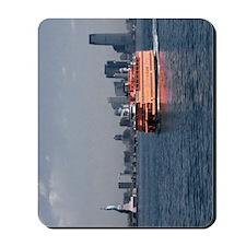 (9) Staten Island Ferry Mousepad