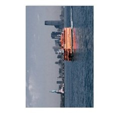 (9) Staten Island Ferry Postcards (Package of 8)