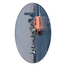 (9) Staten Island Ferry Decal
