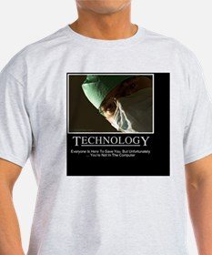 electronic-medical-records-humor-lg T-Shirt