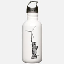 Energy%20Statue%20Vect Water Bottle