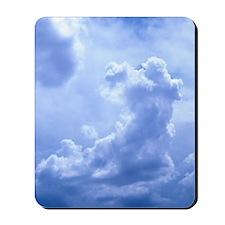 iPhone4_Slider_SkyBlue Mousepad