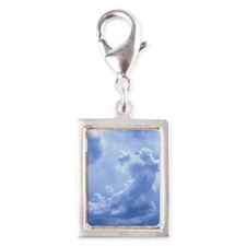 iPhone4_Slider_SkyBlue Silver Portrait Charm