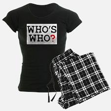 WHOS WHO Pajamas