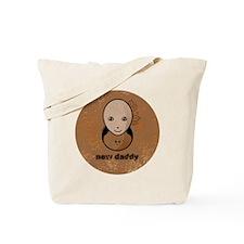 newdaddyrondlorem2 Tote Bag