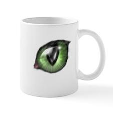 GreenEyesONLYnew Mug