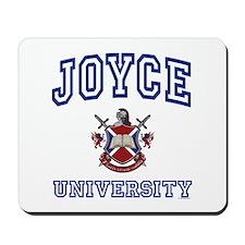 JOYCE University Mousepad