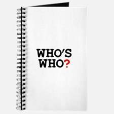 WHOS WHO Journal