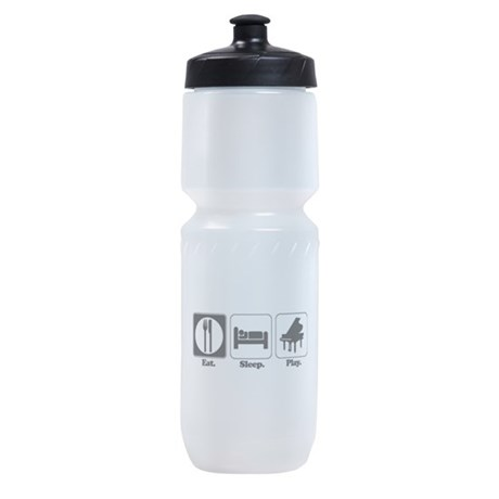 play piano.png Sports Bottle