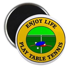 table tennis3 Magnet