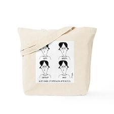 Range of Emotions Botox Tote Bag