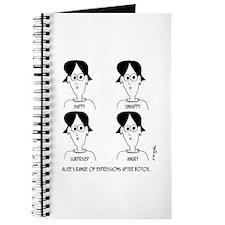 Range of Emotions Botox Journal