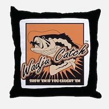wadju_logo Throw Pillow