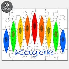 kayakrainbowforblack Puzzle