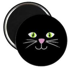 'Black Cat' Magnet