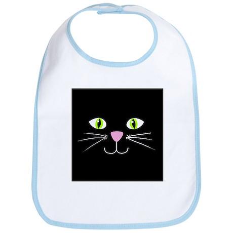 'Black Cat' Bib