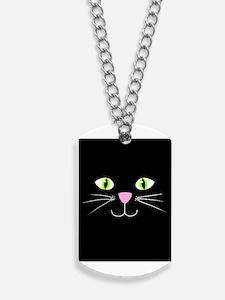 'Black Cat' Dog Tags