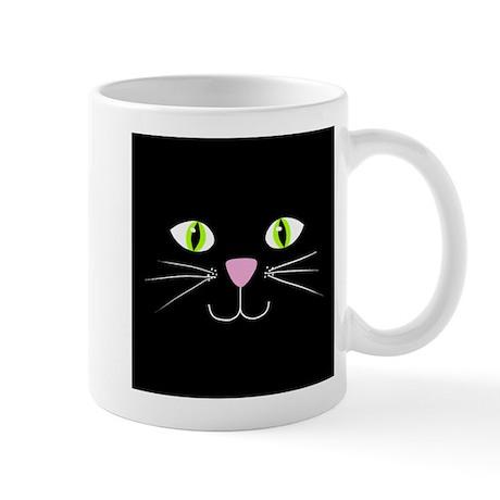 'Black Cat' Mug