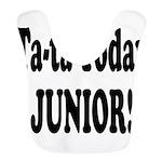 ta ta today junior.png Bib