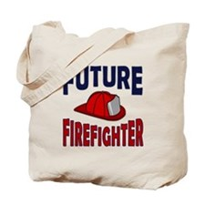Future Firefighter Tote Bag