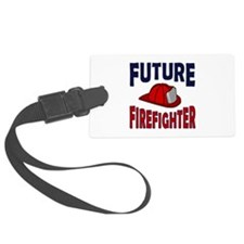 Future Firefighter Luggage Tag
