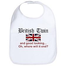 Good Looking British Twin Bib