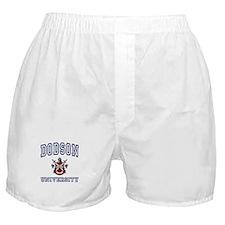 DODSON University Boxer Shorts